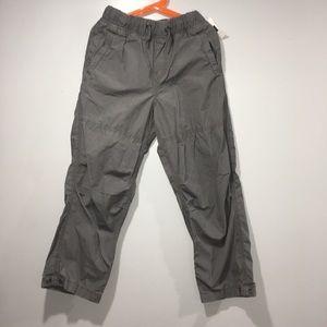 🎆Boys Gray cargo Gap pants size 7 NWT